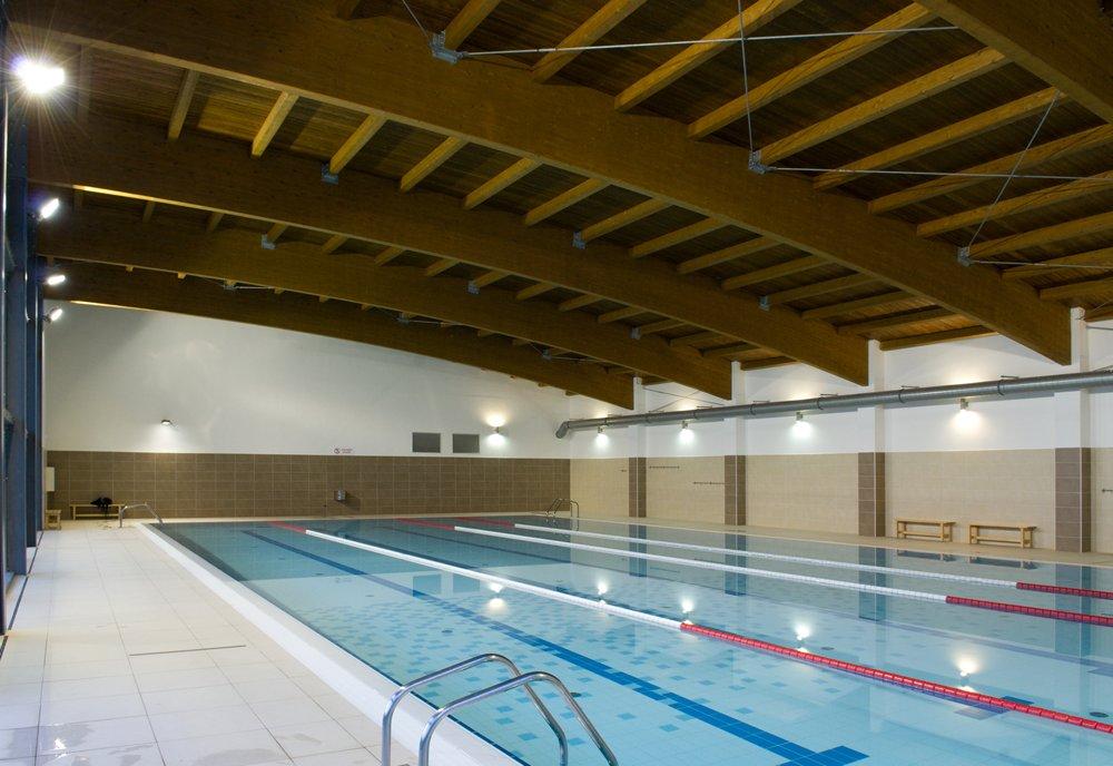 Indoor Pool Swim Arena Senec Taros Nova